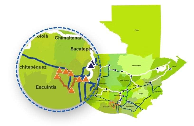 Acerca de EEBIS - Trecsa - Transportadora de Energía de Centroamérica S.A.